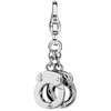 "Charming Ti Sento Anhänger ""Locked Up"" aus 925 Sterlingsilber - 8176SI"