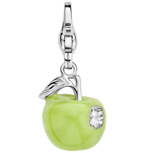 "Charming Ti Sento pendant ""An Apple A Day"" 925 Sterlingsilver 8329GE"