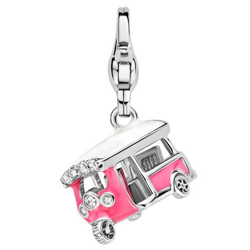 "Charming Ti Sento Anhänger "" Tuc Tuc"" aus 925 Sterlingsilber 8415PI"
