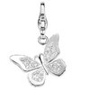 Charming Ti Sento Anhänger Classic Butterfly aus 925 Sterlingsilber 8476ZI