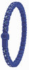 OPS!OBJECTS TENNIS Bracelet blue with Swarovski stones OPSTEW-09