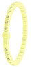 OPS!OBJECTS TENNIS Bracelet yellow with Swarovski stones OPSTEW-12
