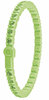 OPS!OBJECTS TENNIS Bracelet green with Swarovski stones OPSTEW-13